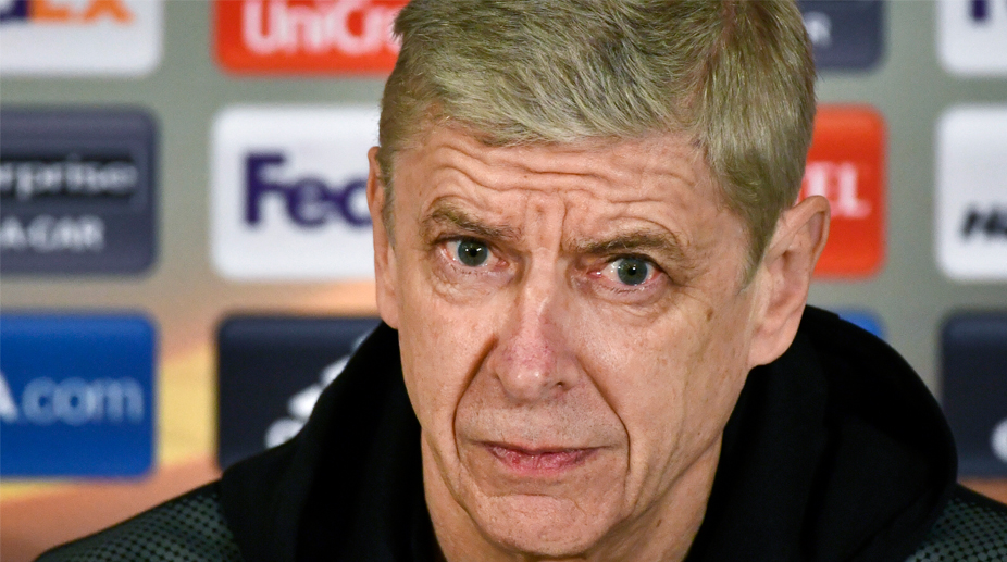 Arsene Wenger, Arsenal F.C., UEFA Europa League, Arsenal Injuries