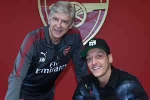 I let my heart decide: Mesut Ozil on Arsenal extension