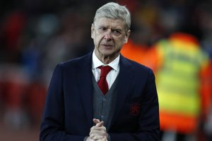 Arsene Wenger fumes at Arsenal's first-half performance against Ostersunds
