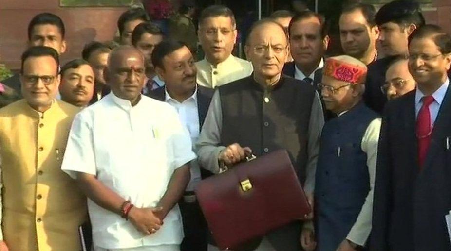 Finance Minister, Arun Jaitley, Union Budget 2018, Lok Sabha