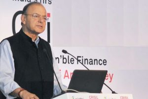 Bank frauds scar economy, hurt ease of doing business, says Jaitley