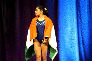 Gymnastics World Cup 2018: Aruna Budda Reddy wins bronze medal