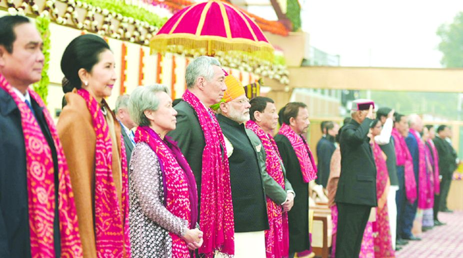 Asean leaders, PM Modi, Republic Day, Prime Minister,