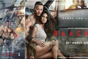 See how Tiger Shroff, Disha Patani look in 'Baaghi 2'