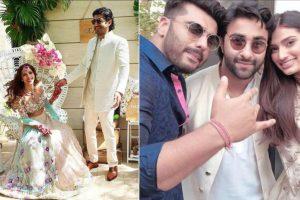 Arjun Kapoor to Sridevi: B-Town celebs at Mohit Marwah's sangeet and mehendi in UAE