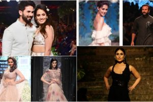 Glimpses of Lakme Fashion Week Summer/Resort 2018