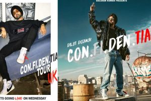 Diljit Dosanjh's 'CON.FI.DEN.TIAL' gift for UK folks