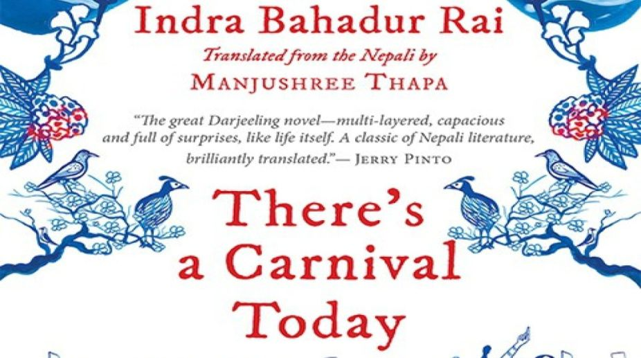 There's a Carnival Today By Indra Bahadur Rai Speaking Tiger