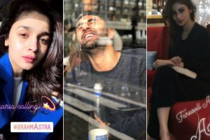 Alia Bhatt, Mouni Roy join Ranbir Kapoor in Bulgaria for 'Brahmastra's' shooting
