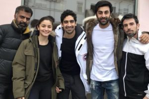 Ranbir Kapoor-Alia Bhatt's 'Brahmastra' goes on floor