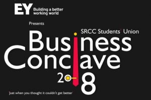 Business Conclave 2018 to be held at SRCC from 3-6 February
