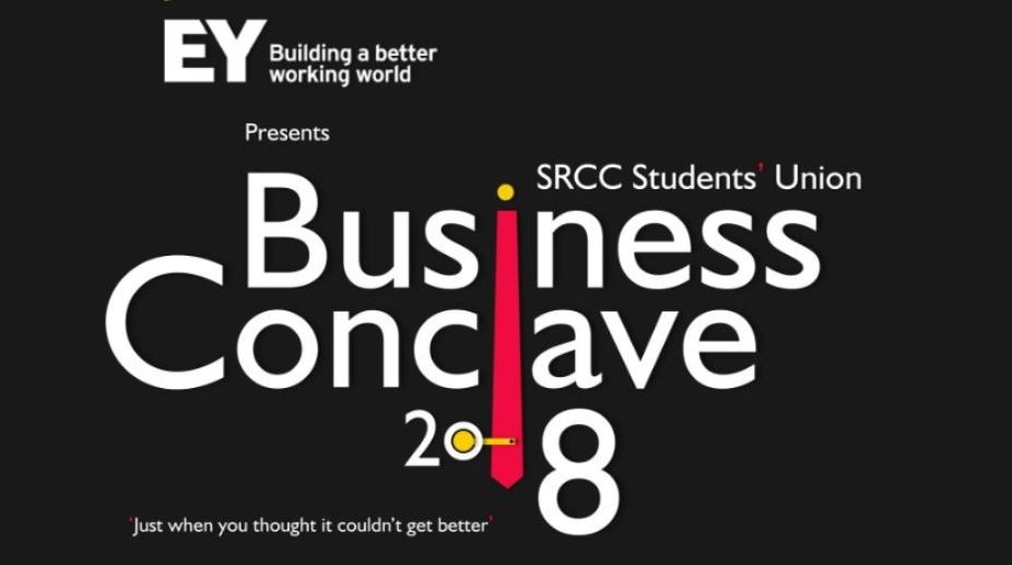 Business Conclave 2018 at SRCC