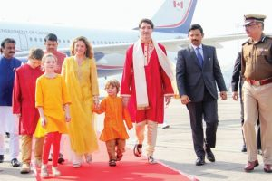 Defence, terror on Trudeau agenda