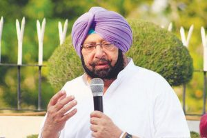 Punjab CM asks Centre to restrict water flow from Punjab to Pak