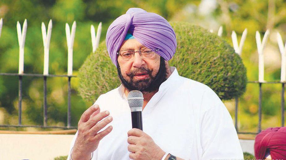 Punjab, Chief Minister, Amarinder Singh