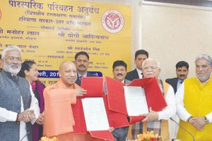 Haryana, UP ink reciprocal transport agreement