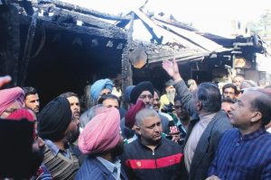 Property worth lakhs gutted in Shimla fire, short circuit suspected