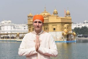 Canadian PM's Amritsar visit: Trudeaus' Golden moments at Guru's abode