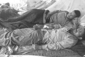 Aspiring Malda teachers on hunger strike
