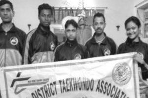 Malda taekwondo players ready for state games