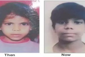 11 years on, missing 5-yr-old reunited with parents