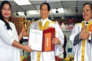 Guv stresses on agricultural threats at OUAT's convocation