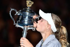 Caroline Wozniacki focused on winning more titles