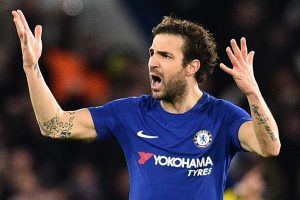 Cesc Fabregas laments missed chances after Barcelona draw