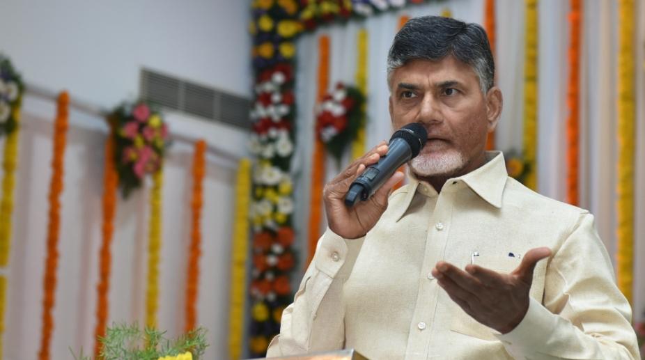 Chandrababu Naidu, Andhra CM