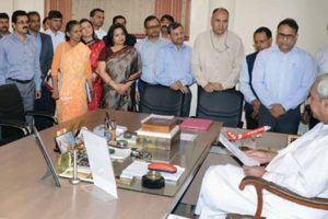 CM assures stern actions over attack on IAS officer