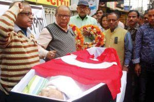 Veteran Hill Communist leader dies