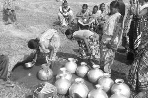 Tribal-dominated village deprived of govt schemes, new project works
