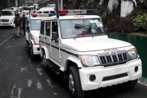 Sikkim Cabinet ministers get escort vehicles