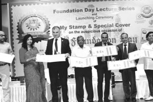 KIIT marks 15th Foundation Day