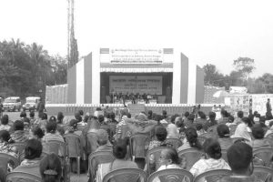Legal service camp for Hili people