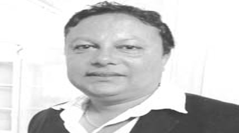 vice-chairman of the Gorkhaland Territorial Administration (GTA) Board of Administrators, Anit Thapa