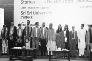 'Startup India Odisha Yatra' boot camp held in city