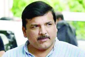 Sealing drive: AAP MP Sanjay Singh moves Private Member's Bill in Rajya Sabha
