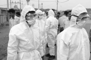 Bird flu detected in Paradip