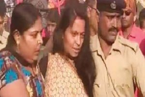 Bhograi police drops attempt to murder charge foisted on woman hurling eggs at CM