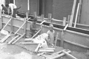 Gangarampur municipality undertakes mega drainage project
