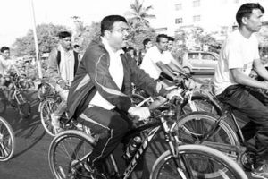 Cyclothon at Kalinga stadium sees 10,000 participants