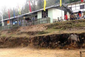 Village near Gangtok builds school, sets an example