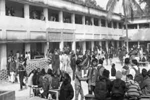 Ratua school protests headmaster graft