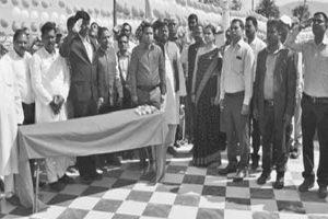 Sundergarh gets 100ft high flagpole