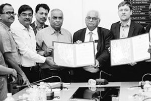 SOA signs MoU with Aarhus varsity to develop international level research