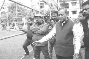 Minister rues Siliguri park digging issue