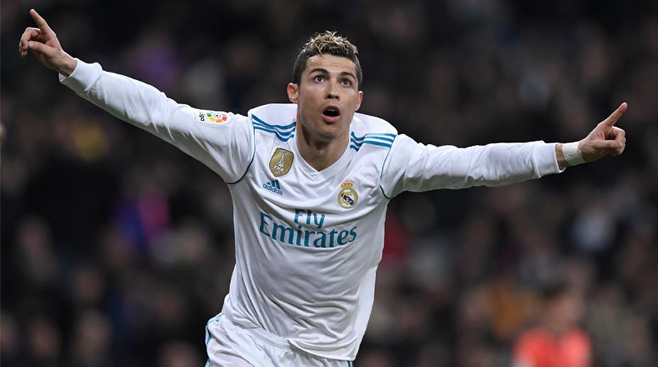 Cristiano Ronaldo, Real Madrid C.F., UEFA Champions League, Real Madrid vs Paris Saint-Germain