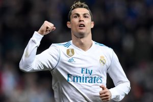 Cristiano Ronaldo nets hat-trick, gifts match-worn jersey to UFC star