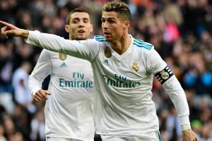 Watch: Cristiano Ronaldo's sublime assist for Sergio Ramos in Real Madrid training